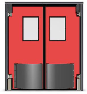 Eliason SR9000 Heavy-Duty Traffic Door  sc 1 st  We can handle ALL your cold storage needs! & We can handle ALL your cold storage needs!